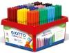 Tuschpennor Giotto Turbo Color 144 pennor