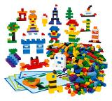 LEGO® Education Kreativt set m klossar 1 000 delar