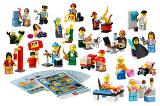 LEGO® Education Yrkesarbetare med minifigurer