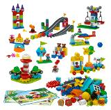 LEGO® Education Temaparken Steam -295 delar DUPLO®