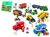LEGO® Education Fordonsset 934 delar