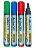 Whiteboardpenna Artline bred skur spets 2 + 5 mm